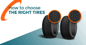 How to choose the right tires?