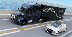What is enclosed transport shipping?