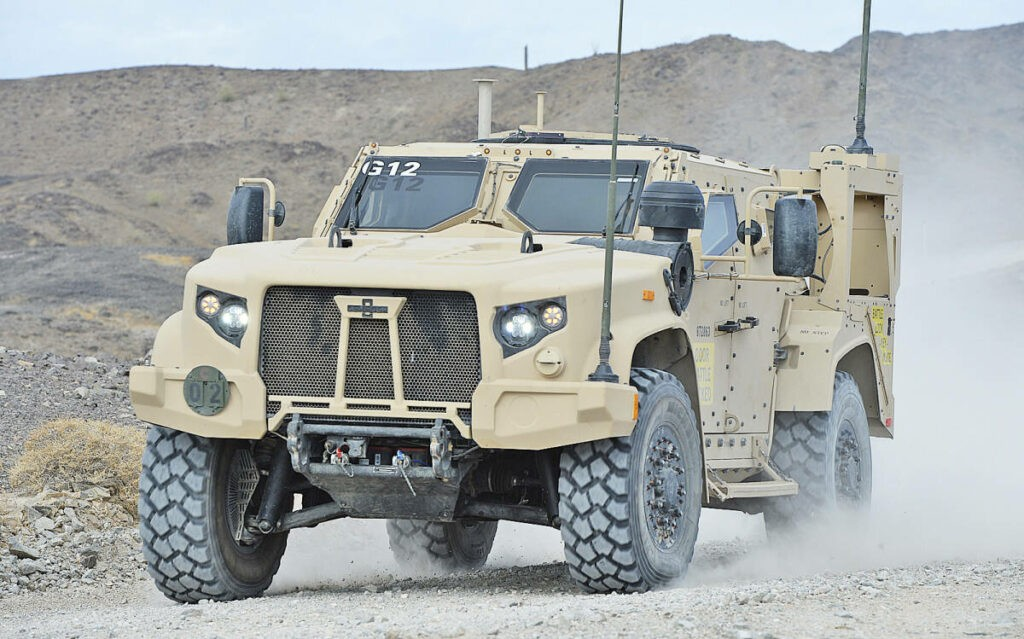 military car transport